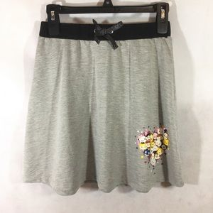 D-Signed Special Edition Tsum Tsum Skirt Girl Sz L